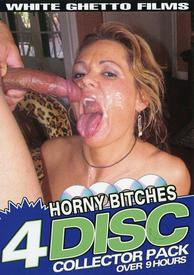 Horny Bitches {4 Disc}